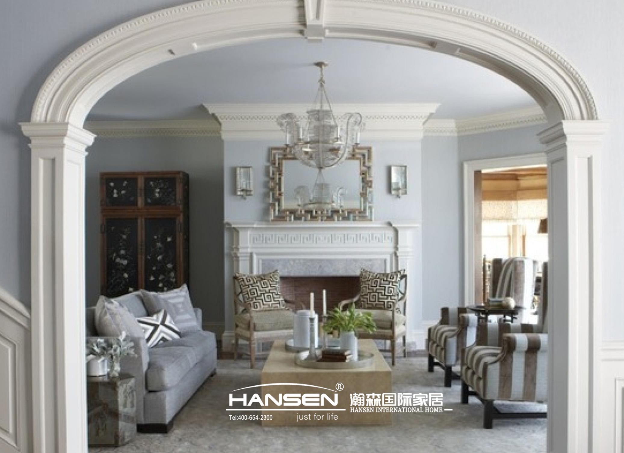 家具和门套颜色搭配图