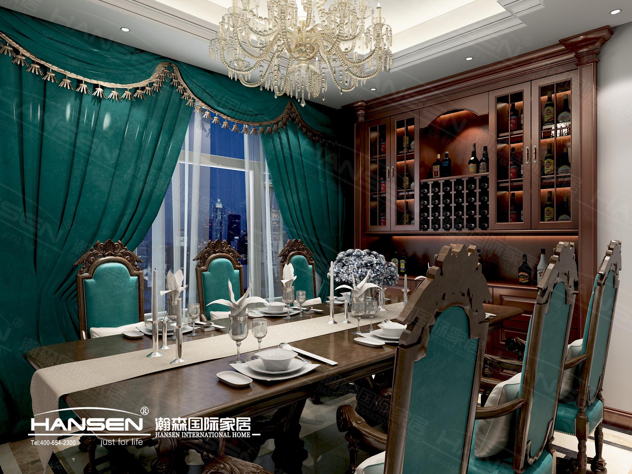 赵恒:欧式酒柜的特点与风格