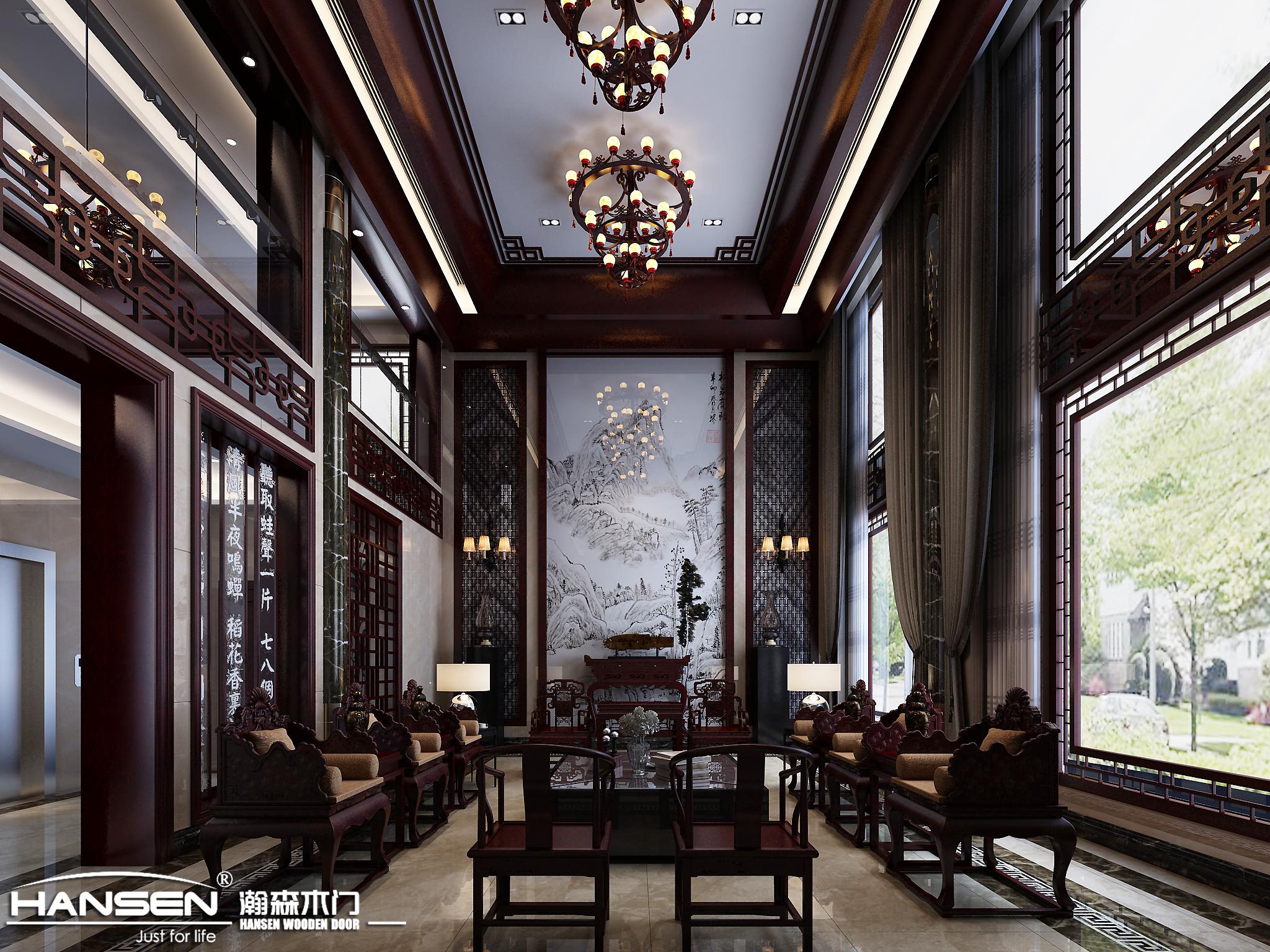 瀚森整木定制家居-中国人自己的全屋定制品牌